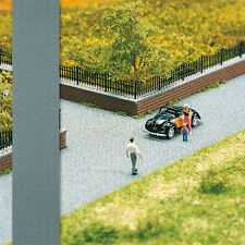 Busch 1m Roll of Cobbled Road 7083 HO & OO Scale