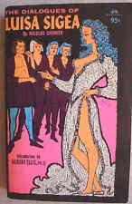 Nicolas Chorier THE DIALOGUES OF LUISA SIGEA 1965 Sleaze Romance L@@K WOW!!!