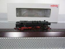 Märklin H0 37096 Dampflok Tenderlok  BR 85 009 der DB Digital AC mfx in OVP