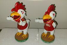 (2) Growlin' Chickens NW Arkansas Naturals Kansas City Royals Bobblehead Lot x2
