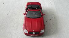 Mercedes-Benz, SLK 230, Baureihe R170, rot, 1:18, Maisto