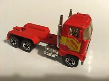 1991 Hot Wheels Mattel Inc. Malaysia Rapid Delivery Truck Loose