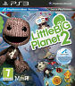 PS3 LITTLE BIG PLANET with Box and maual for Kids UK Seller Sony PlayStation 3