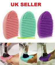 Makeup Brush Cleaner washer Glove Egg Scrubber Cosmetic Cleaning Foundation