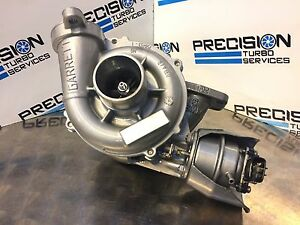 Peugeot 206 207 307 1.6 Hdi 110hp Turbo  Garrett GT15V 762328 9663199080