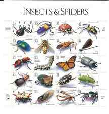 Scott  #3351...33 Cent...Insects & Spiders... Sheet of  20
