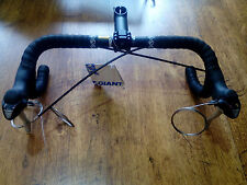 Shimano ST2300 2x8 STI Gear & Freno LEVA Set 420mm bar, stelo cavi & Nastro