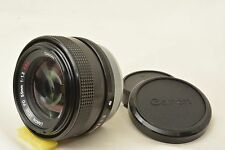 #868 Canon FD 55mm F/1.2 1:1.2 S.S.C. MF Lens With Front & Rear Caps From Japan