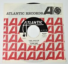 Solomon Burke – The Price / More Rockin' Soul – Atlantic 45 – Promo