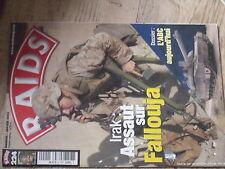 $$v Revue Raids N°224 Irak Fallouja  Colibri  Teheran Irak  ABC  AMX-10RC