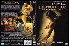 THE PROTECTOR - LA LEGGE DEL MUAY THAI (2005) dvd ex noleggio