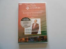 Luther Vandross This Is Christmas The Yule Log DVD New Sealed Package