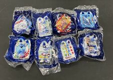 2021 McDonald's Hasbro Family Games Happy Meal Toys Set Of 8 In Hand RTS