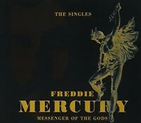 Freddie Mercury - Messenger Of The Gods: Singles Collection [New CD] UK - Import