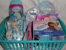 DISNEY Principessa Elsa congelato Set regalo con piccolo regno bambola