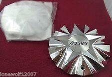 Lexani Wheels 'MIDTEC' Chrome Custom Wheel Center Caps Set of 2 # CAP C-018-3