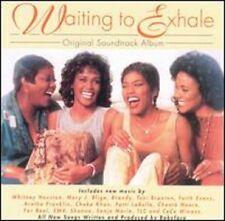 + CD Whitney houston  E ARTISTI VARI WAITING TO EXHALE  FILM DONNE