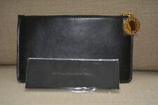 STELLA McCARTNEY Vegan Leather Glasses Case Pouch Make up Bag Card Holder