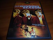 Our Winning Season (DVD, 2005) Deborah Benson, Dennis Quaid, Scott Jacoby Used
