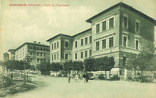 * Acquasparta ( Umbria ) : Vialla S. Francesco * Periodo Anni 30