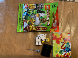 LEGO MINIFIGURE series 13. FENCER.