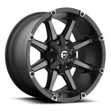 Fuel Off Road Wheels Tires Parts For 2011 Chevrolet Silverado