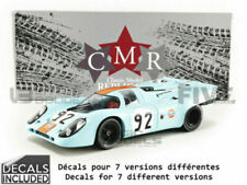 Voitures des 24 Heures du Mans miniatures orange