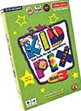 Kid Pix Deluxe 3 Pc New Cd Rom Only Sealed In Sleeve Free US Shipping XP