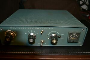 Heathkit SSB HF Amplifier