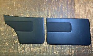 Holden Torana LC-LJ 4 Sedan Front and Rear Door Trim Cards (Black)