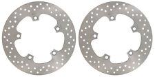 225162040 Coppia dischi freno brake discs ant. Yamaha MAJESTY YP 400 2012 2013