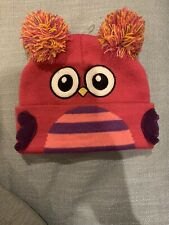 Kids Tees Stephen Joseph Owl Alaska Toddler Snow Hat New