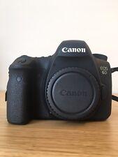 Canon EOS 6D 20.2 MP Fotocamera Reflex Digitale-Nero (Solo Corpo)