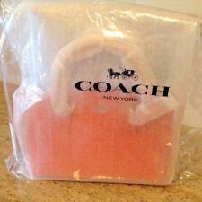 *New* Coach F57523 Christie Carryall Satchel w/wallet TANGERINE Silver Trim