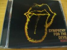 ROLLING STONES SYMPATHY FOR THE DEVIL REMIX CD SINGOLO NEPTUNES FAT BOY SLIM
