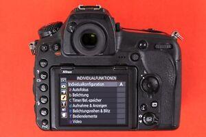 Nikon D850 Body, nur 79.2966 Auslösungen, ein Benutzer, NPS-gepflegt/-gewartet