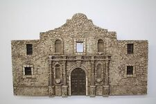 Sculpture of Alamo - Casted Resin, Alamo facade replica