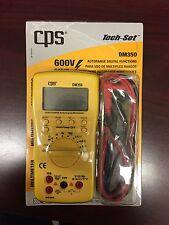 CPS AUTORANGE DIGITAL MULTIMETER - DM350