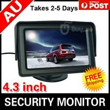 """4.3"""" TFT 16:9 LCD Color Screen Monitor for Car Bus Rear Reverse Rearview Camera"""