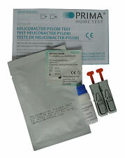 Helicobacter H Pylori - Stomach Ulcer Test Kit- Result In 10 Mins - CE Approved