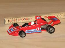 MATCHBOX SPEED KINGS K-41 BRABHAM BT44B MARTINI from 1976 in TOP CONDITION