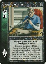 Gregory Winter x1 Pact with Nephandi Black Chantry Deck Vtes Jyhad