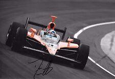 Dario Franchitti SIGNED 12x8  AGR Dallara-Honda , Indianapolis 500  2007