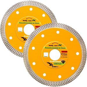 Diamond Disc Tiles Stoneware Granite Diamond Cutting Disc Thin Ø 115 125