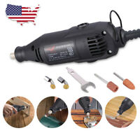 MultiPro Grinder Rotary Tools 110V/220V Mini Drill Set 5 Variable Speed /
