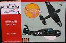 Mach 2 Models 1/72 GRUMMAN TBM 3W AVENGER Sub Hunter