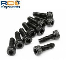 HPI Racing Cap Head Screw M4x12mm Hellfire (10) HPI94505