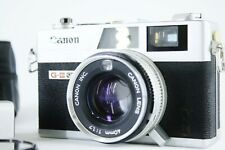 @SHIP24H@<Exc +3 / Works properly> Canon Canonet QL17 GIII G3 Rangefinder #32