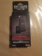 HTC Droid Incredible 4G LTE Extended Battery And Cover BTE6410B ADR6410L