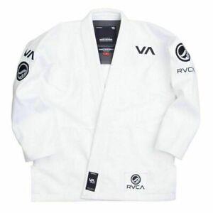 Shoyoroll RVCA BJJ Gi Brand New with Tags colors Black ,white